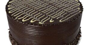 Chocolate Eruption Colossus Cake